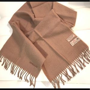 Givenchy Scarf in Tan